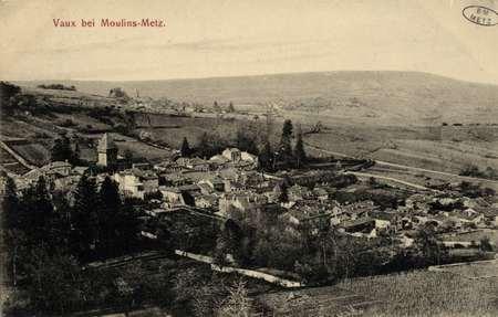 Vaux bei Moulins-Metz