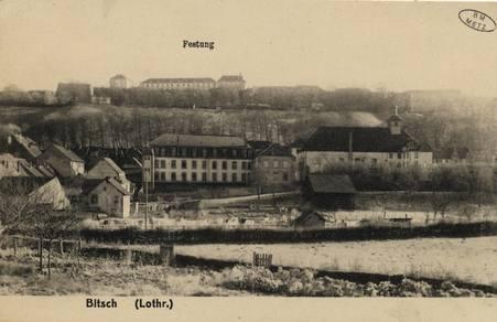 Bitsch (Lothr.) , Festung.
