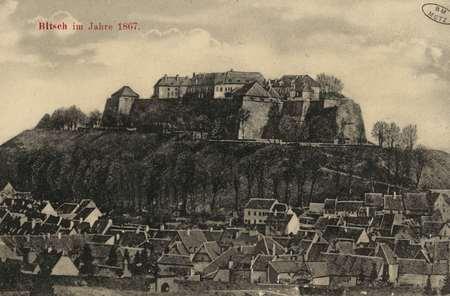 Bitsch im Jarhe 1867