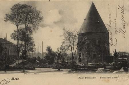 Tour Camouffe. Camouffe Turm