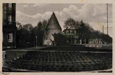 Metz. Kamuffelturm
