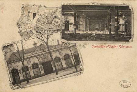 Specialitäten-Theater Colosseum