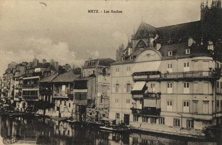 Metz.  Les Roches