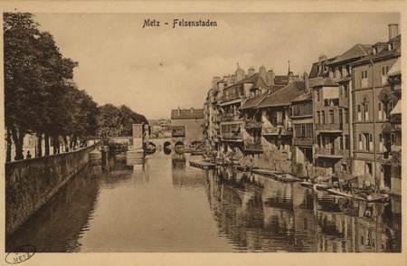 Metz. Felsenstaden