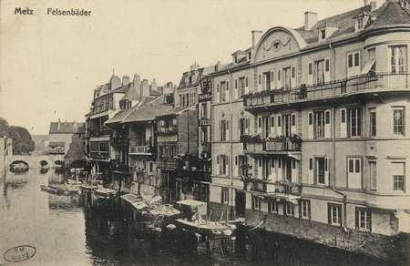 Metz Felsenbäder