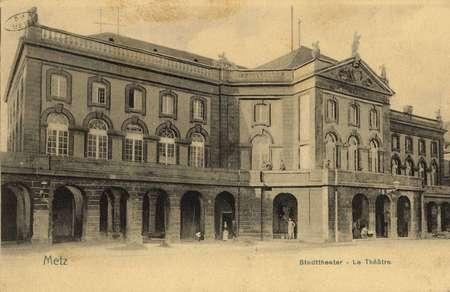 Metz Stadttheater - Le Théatre