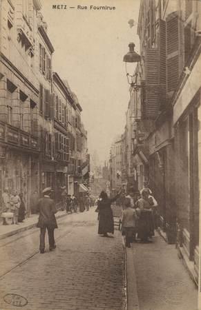 Metz. Rue Fournirue