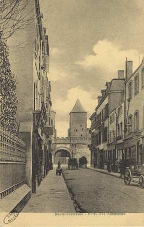 Deutschestrasse - Porte des Allemands.