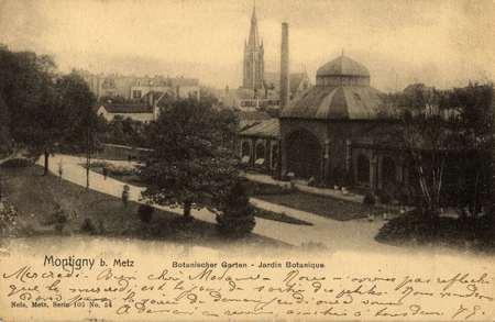 Montigny-lès-Metz Botanischer Garten - Jardin de la ville