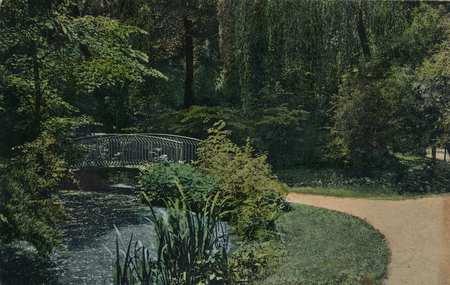 Montigny im  Botanischer Garten