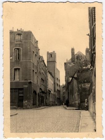 [Metz. Rue des Trinitaires – Hôtel St. Livier]