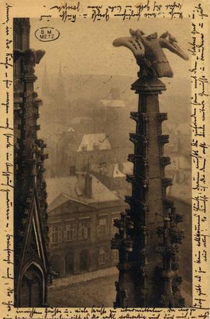 Dom zu Metz.