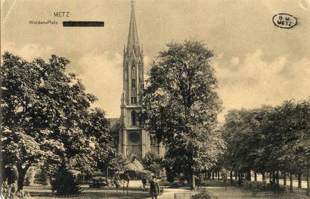 Metz - Weiden-Platz.