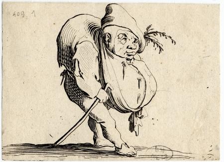 Les Gobbi: Le bossu à la canne