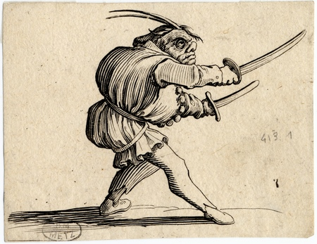 Les Gobbi: Le duelliste aux deux sabres