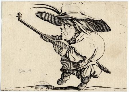 Les Gobbi: Le joueur de luth