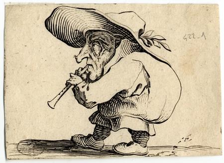 Les Gobbi: Le joueur de flageolet