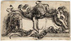 Raccolta di varii cappriccii et nove inventioni di cartelle et ornamenti:…