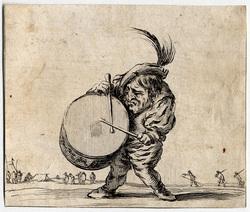 Facétieuses inventions d'amour et de guerre: Le tambour