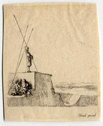 Recueil de diverses pièces très nécessaires à la fortification: Un piquie…