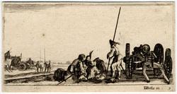 Desseins de quelques conduites de troupes, canons et attaques de villes: …