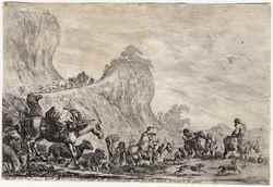 Le voyage de Jacob en Egypte