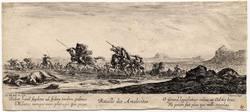 La bataille des Amalécites
