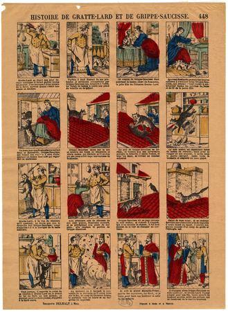 Histoire de Gratte-Lard et de Grippe-Saucisse