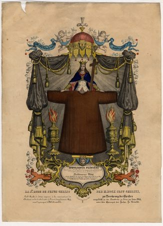 La Sainte robe de Jésus Christ