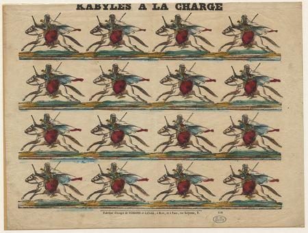 Kabyles à la charge