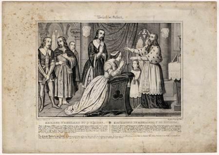Mariage d'Abeilard et d'Héloïse