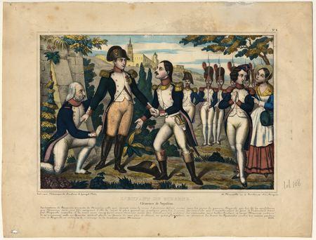 L'Enfant de Giberne : Clémence de Napoléon