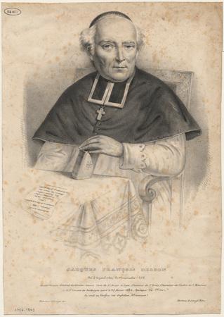 Jacques François Besson : évêque de Metz