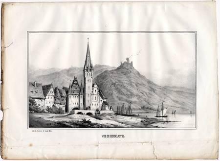 Vue de Berncastel