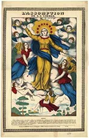 L'Assomption de la Vierge : oraison