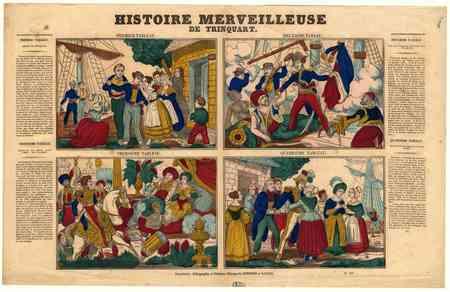 Histoire merveilleuse de Trinquart