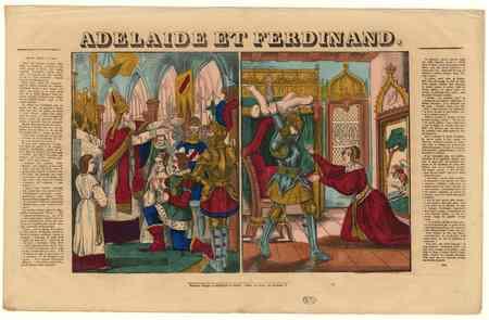 Adélaïde et Ferdinand