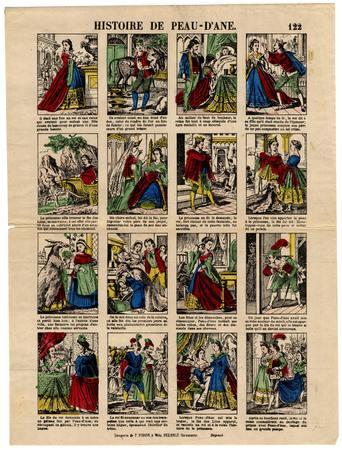 Histoire de Peau-d'Ane