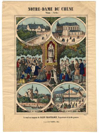 Notre-Dame du Chêne, Vion