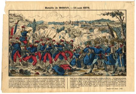 Bataille de Borny : 14 août 1870