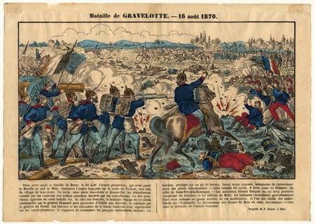 Bataille de Gravelotte : 16 août 1870