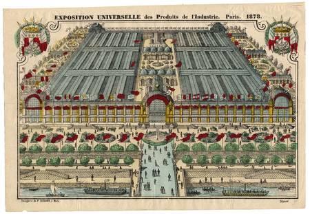Exposition universelle des produits de l'industrie : Paris 1878