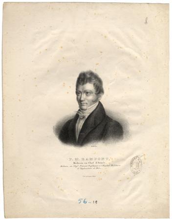 F. M. Rampont : médecin en chef d'armée