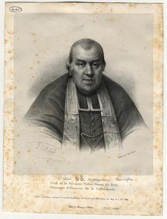 L'Abbé Gô : archiprêtre curé de la Paroisse Notre-Dame de Metz chanoine d'…