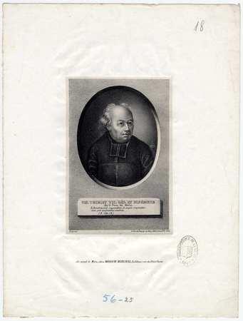 Nicolas Thibiat : vicaire général et supérieur du grand séminaire de Metz