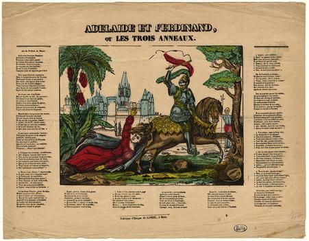 Adélaïde et Ferdinand ou les trois anneaux
