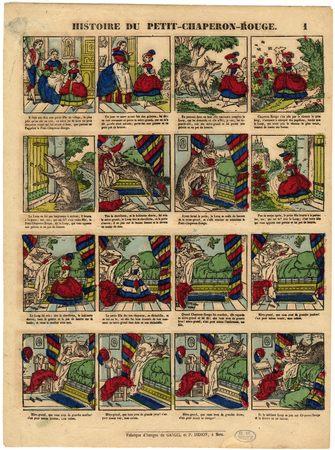 Histoire du Petit chaperon rouge