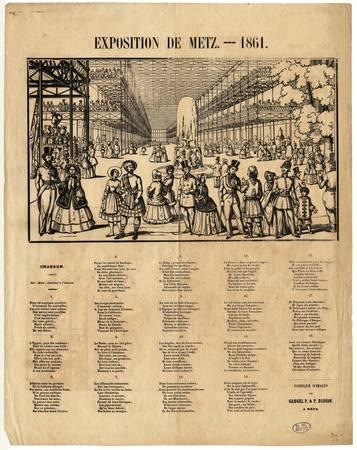 Exposition de Metz 1861