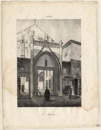 Metz : Sainte Ségolène