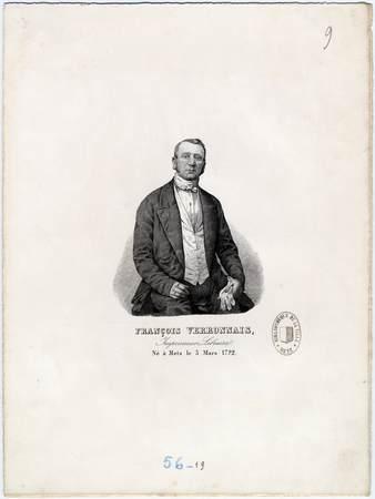 François Verronnais : imprimeur-libraire